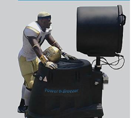Atlanta cool zone is the #1 provider of sideline air cooling to the NFL and college football
